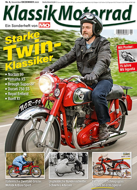 ePaper Klassik Motorrad 6-2020