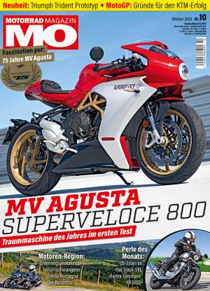Motorrad Magazin MO 10-2020