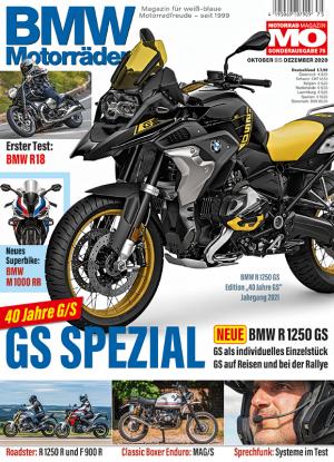 BMW Motorräder Ausgabe 75