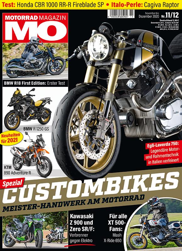 Motorrad Magazin MO 11+12/2020 ePaper