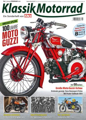 Klassik Motorrad 1-2021