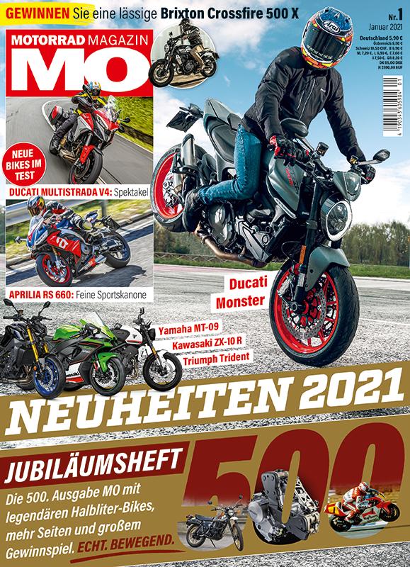 Motorrad Magazin 1-2021 ePaper