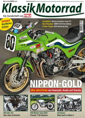 Klassik Motorrad 2/2021