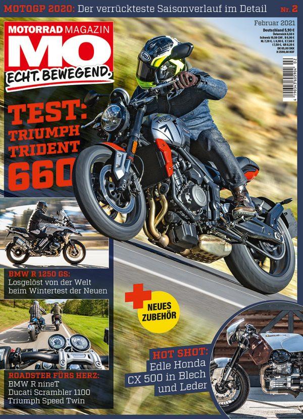 Motorrad Magazin MO 2-2021 ePaper