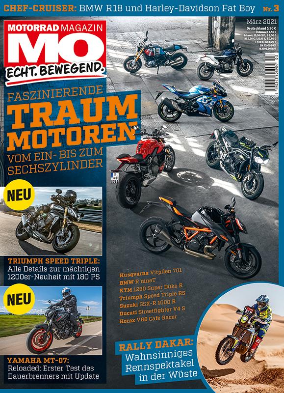 Motorrad Magazin MO 3/2021 ePaper