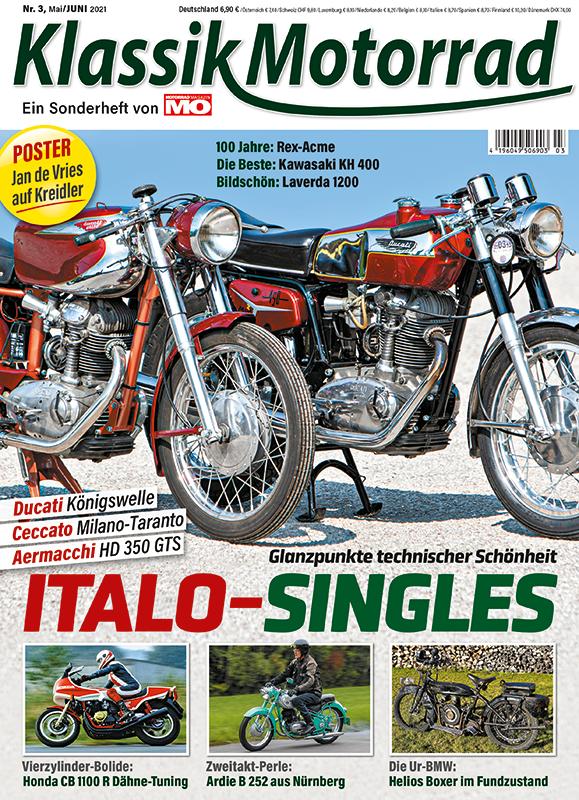 Klassik Motorrad 3-2021 ePaper