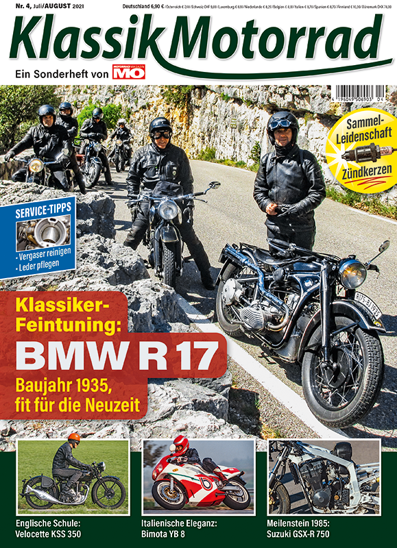 Klassik Motorrad 4-2021 ePaper