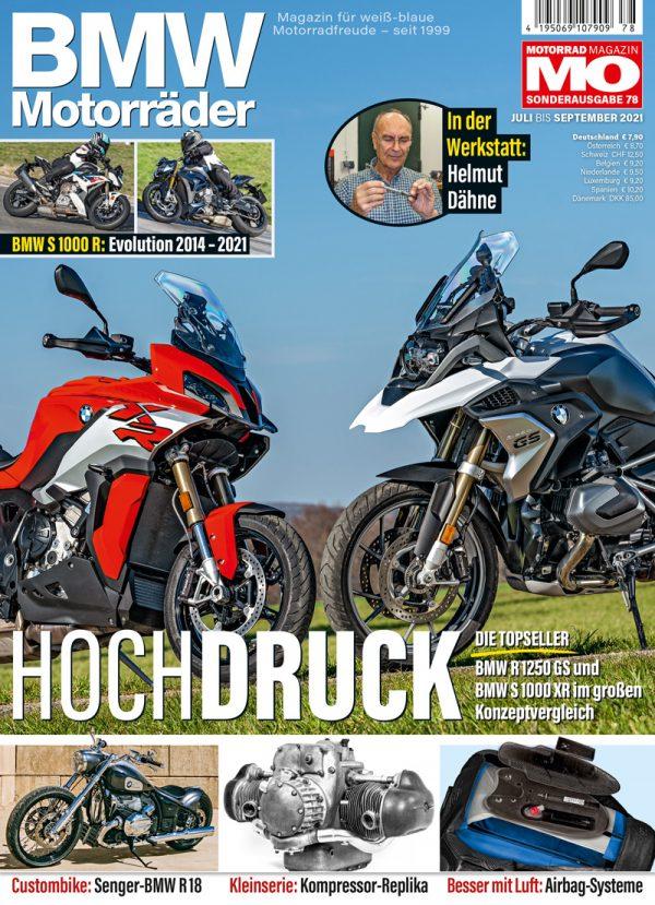 BMW Motorräder Nr. 78