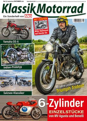 Klassik Motorrad 5-2021