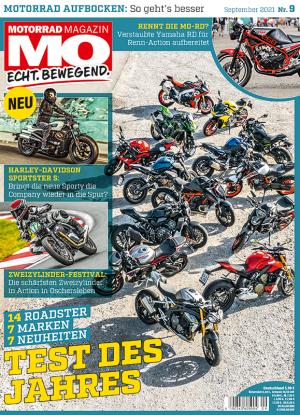Motorrad Magazin 9-2021