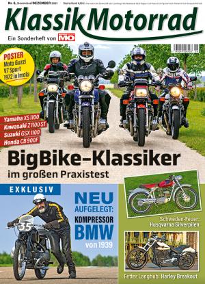 Klassik Motorrad 6/2021
