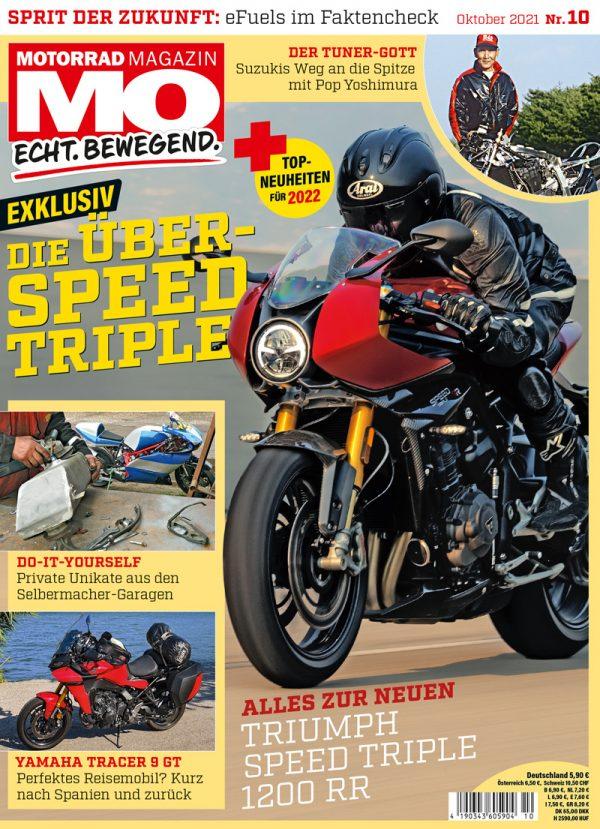 Motorrad Magazin MO 10-2021